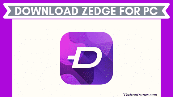 download Zedge for PC