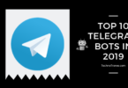 Top 10 Telegram Bots in 2019