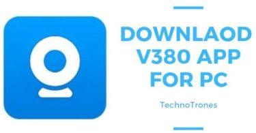 Download V380 App for Windows