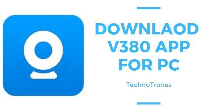 Download V380 App for Windows