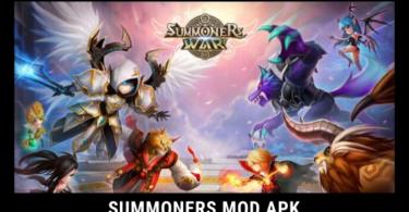 summoners mod apk