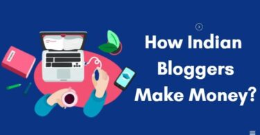 How Indian Bloggers make money