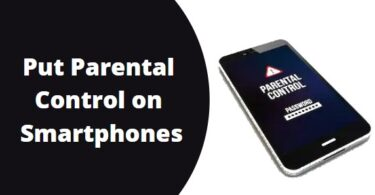 can I put parental control on smartphones