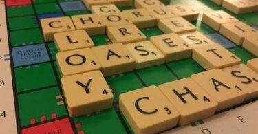 Scrabble Rules